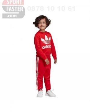 Детски спортен комплект Adidas CREW SET