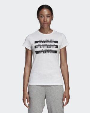Дамска тениска ADIDAS W SID T-SHIRT