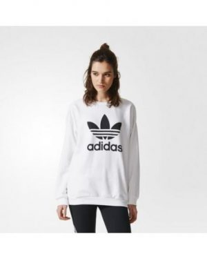 Дамски суитшърт ADIDAS TREFOIL SWEAT