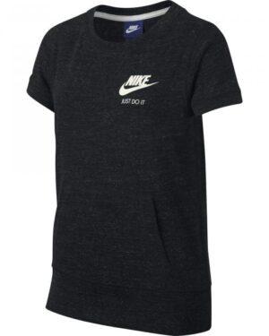 Детска тениска NIKE GYM VNTG TOP SS