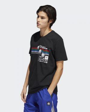 Мъжка тениска ADIDAS COLFAX TEE