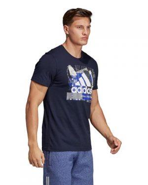 Мъжка тениска ADIDAS MH BOS GRAPH 2