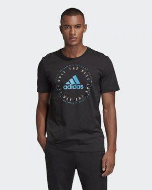 Мъжка тениска ADIDAS MH EMBLEM T