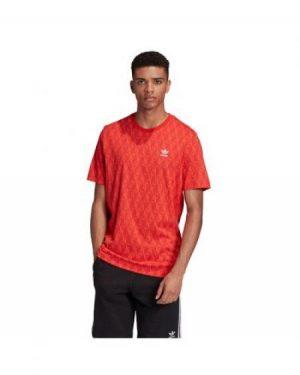 Мъжка тениска Adidas MONO AOP TEE