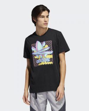 Мъжка тениска ADIDAS THAXER TEE