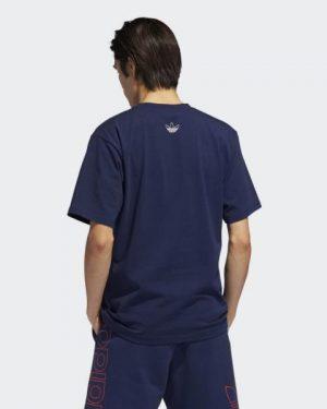 Мъжка тениска ADIDAS TREFOIL ART TEE