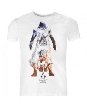 Мъжка тениска Assassins Creed T-shirt бяла