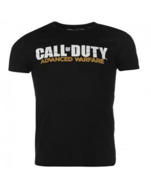 Мъжка тениска Call Of Duty черна