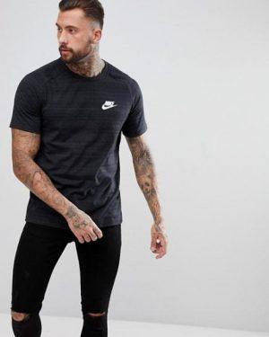 Мъжка тениска NIKE AV15 TOP KNIT SS