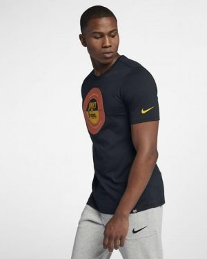 Мъжка тениска NIKE DRY TEE DF KD