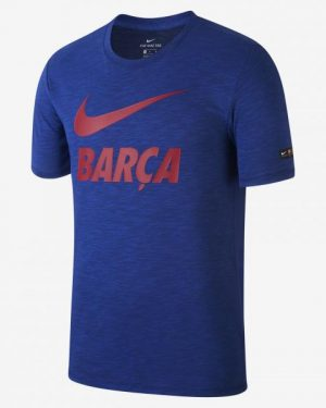 Мъжка тениска NIKE FC BARCA DRY TEE