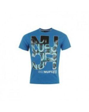 Мъжка тениска NUFC Neon T Shirt Mens