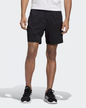 Мъжки къси панталони ADIDAS ESSENTIALS LINEAR SHORT SJ