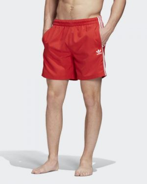 Мъжки шорти Adidas 3 STRIPE SWIMS L