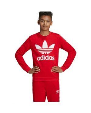 Оригинални детска блуза Adidas TREFOIL CREW