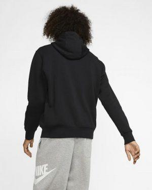 Спортно горнище анцуг Nike M NSW CLUB HOODIEFZ BB