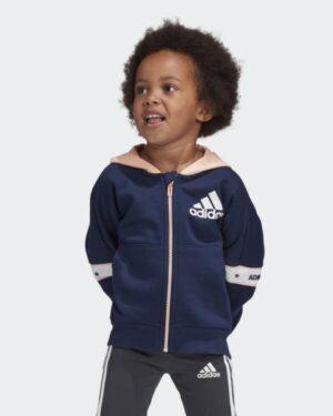 Суитшърт Adidas LG FT KN JKT
