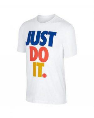 Тениска с къс ръкав Nike за мъже M NSW JDI HBR